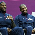 LeBron James & Kevin Durant