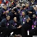 夢幻一隊與敦奧美國男籃的投票大評比