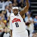第一隊:LeBron James