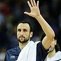 第一隊:Manu Ginobili