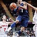 急速竄紅,Westbrook闖進美國隊