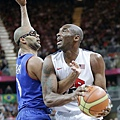 Kobe Bryant國際賽場的最後身影