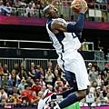 Kobe Bryant在倫敦奧運以經驗壓陣