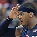 Carmelo Anthony--火力全開