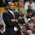 Doc Rivers -- 總教練