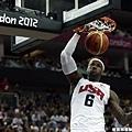 LeBron James -- 前鋒
