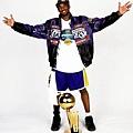 Kobe 為「人生勝利組」
