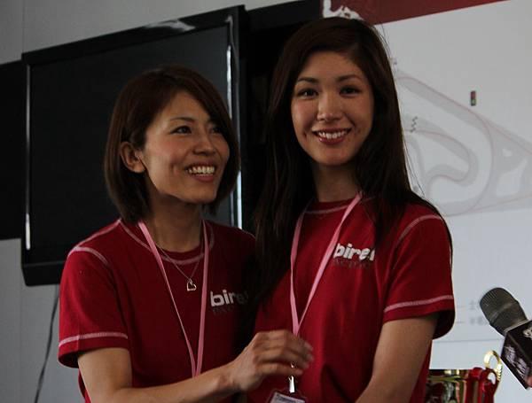 日本女車手