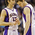 Goran Dragic & Steve Nash
