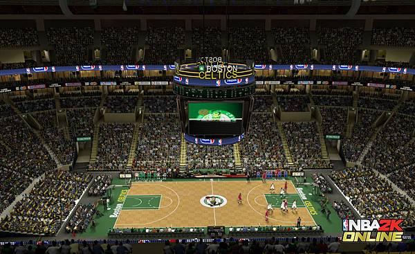 超擬真NBA精彩賽事完美呈現