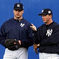 Roger Clemens 和 David Cone