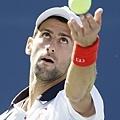 延賽過後,Djokovic 連下三盤晉級冠軍決賽