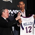 Miller 於 2012 年入選名人堂