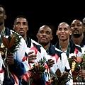 1996 年 Miller 出征亞特蘭大奧運