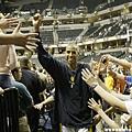 2003-04 球季  Miller 再戰季後賽