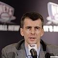 俄羅斯新老闆 Prokhorov  2009-10 球季