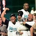 1997 年世界大賽 克里夫蘭印地安人 vs 佛羅里達馬林魚