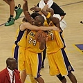 10 年冠軍賽  慶祝連霸