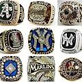 Championship Rings MLB