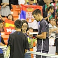 Novak Djokovic 簽名球
