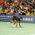Novak Djokovic 起跑動作