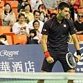 Novak Djokovic 搞笑慶祝