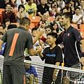 Novak Djokovic & Nicolas Almagro