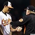 陳偉殷 - 2012 ALDS