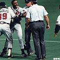 1991 World Series  - 回不去的一壘
