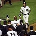 1996 ALCS 第一戰 – 金鶯 vs 洋基
