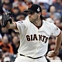 巨人隊先發投手 Barry Zito