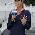 揚昇 LPGA 台灣錦標賽賽前記者會 魏聖美