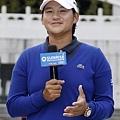 揚昇 LPGA 台灣錦標賽賽前記者會 曾雅妮