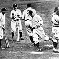 1932年世界大賽第三場 – Babe Ruth的預告