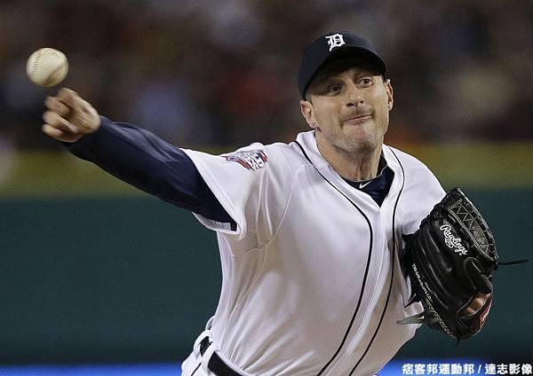 Max Scherzer 擔任老虎隊先發投手