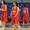緯來美女主播卓君澤與前ESPN美女主播 Dora