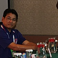 中華隊總教練「草總」謝長亨