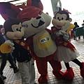 Happix 和六福村小猴