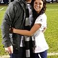 Bryce Harper 和女友 Kayla Varner
