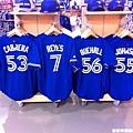 藍鳥隊的新球衣商品