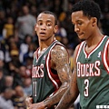 Brandon Jennings / Monta Ellis—IQ: 152