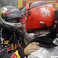 Michael Schumacher 與 Sebastian Vettel