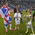 Beckham 與他帥氣的兒子們