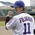 藤川球兒將穿上小熊隊11號球衣