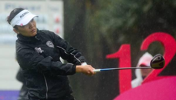 盧曉晴在風雨中奮戰為台灣留下一線爭冠希望