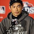 鈴木一朗與洋基隊接近完成合約