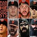 Brian Wilson 的鬍子進化史