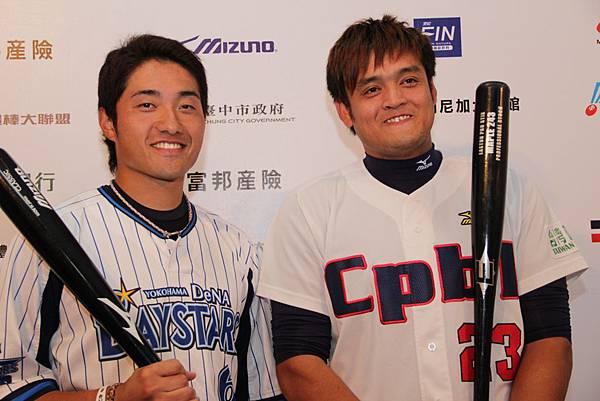 20121121-中華職棒冬季聯盟冠軍賽記者會照片3