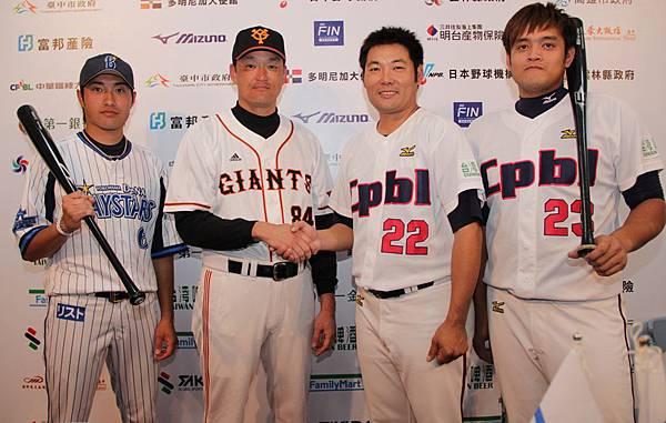 20121121-中華職棒冬季聯盟冠軍賽記者會照片2