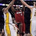 LeBron James – 2010年 邁阿密熱火 vs 洛杉磯湖人